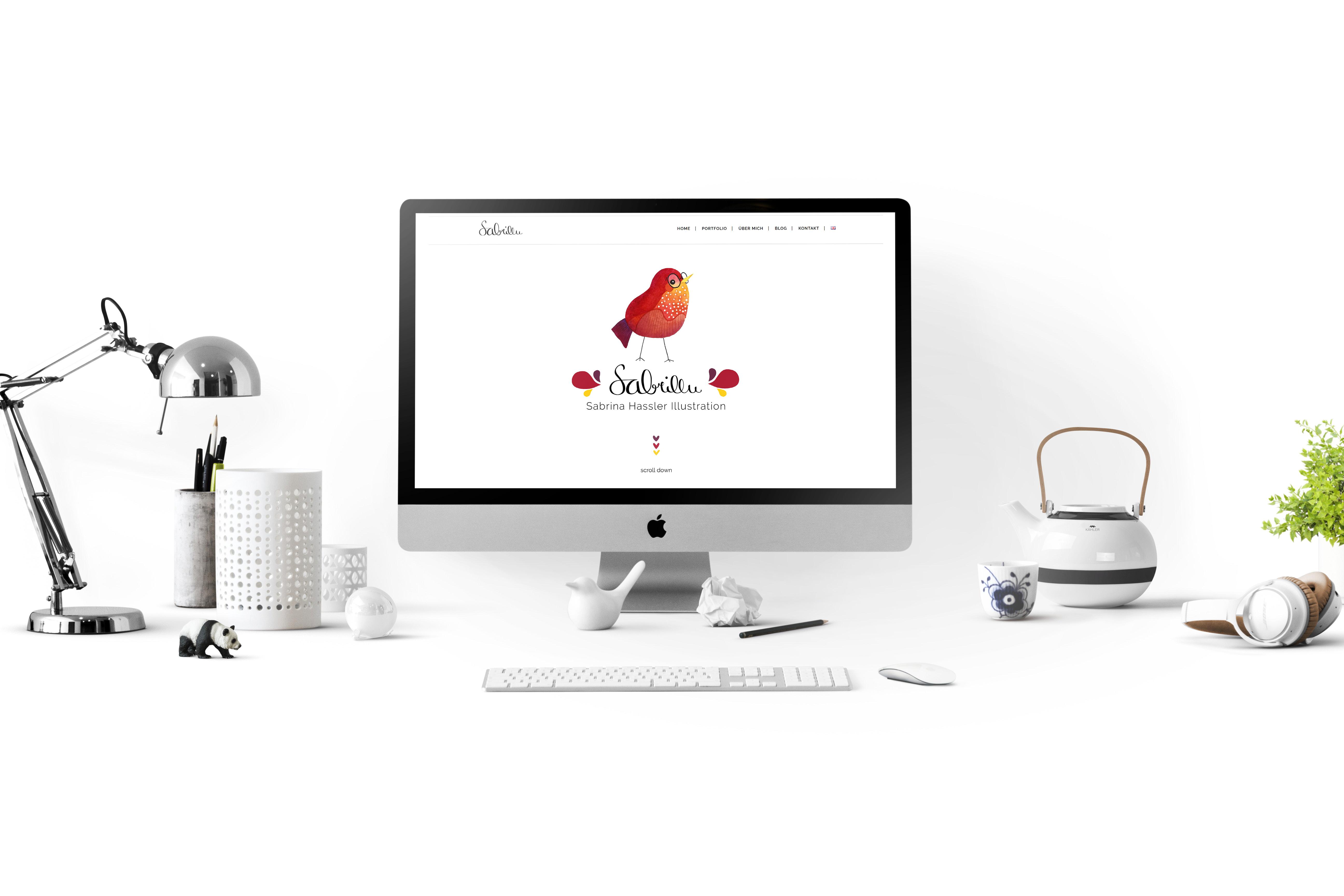 New Website Sabrillu