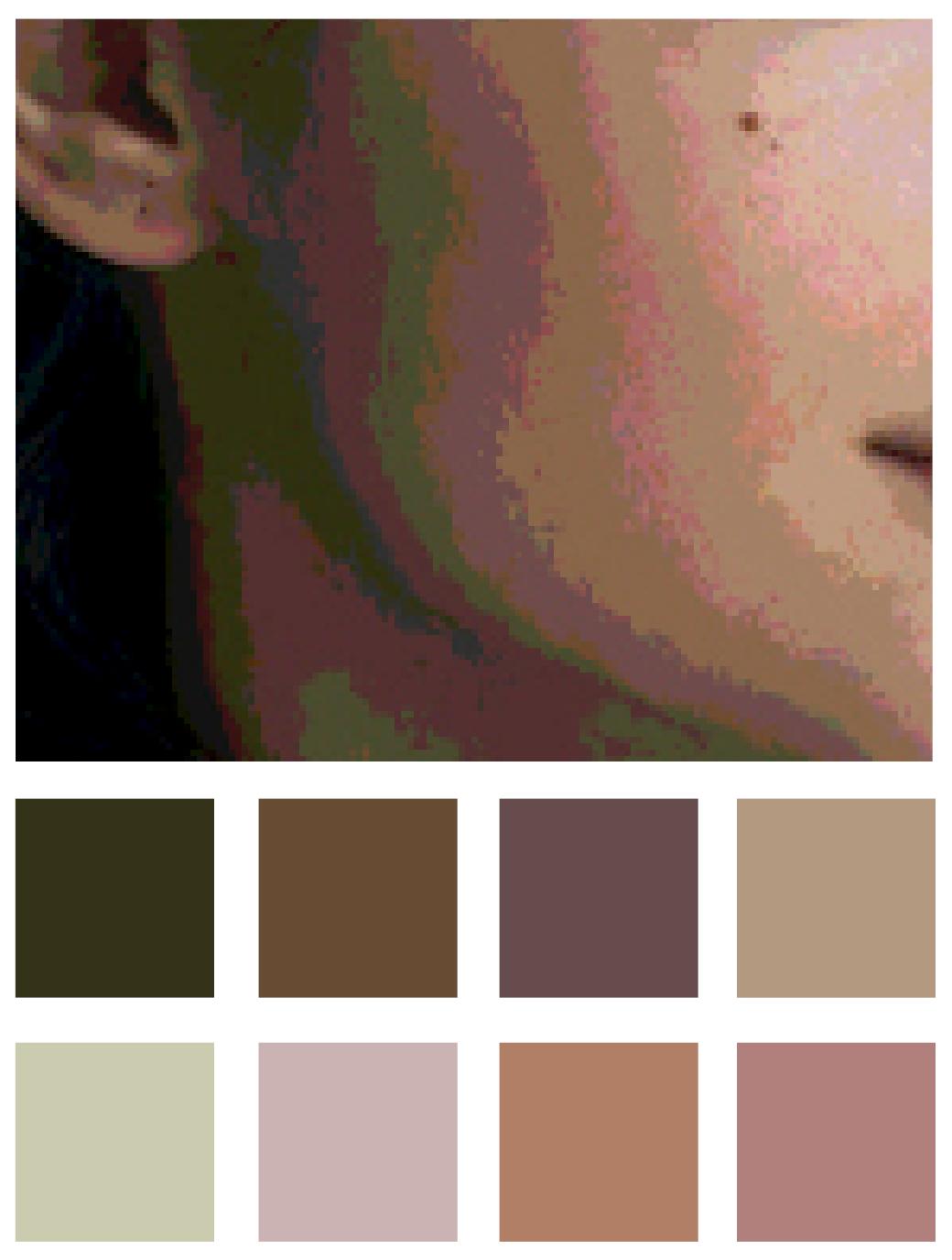 Hauttöne - Tontrennung - Hautfarbe zeichnen